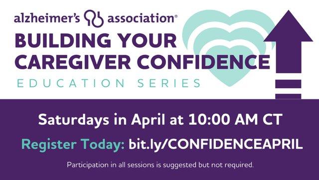 Building Your Caregiver Confidence Education Series