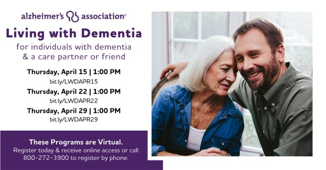 Living With Dementia Education Series