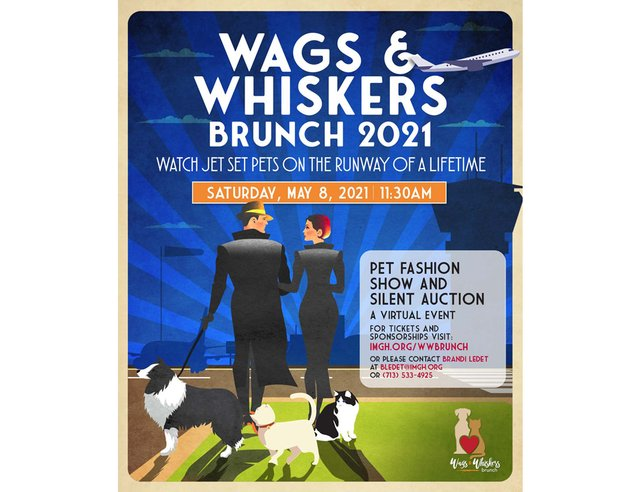 Wags and Whiskers Brunch 2021