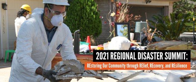 2021 Regional Disaster Virtual Summit