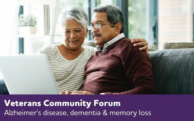 Veterans Community Forum