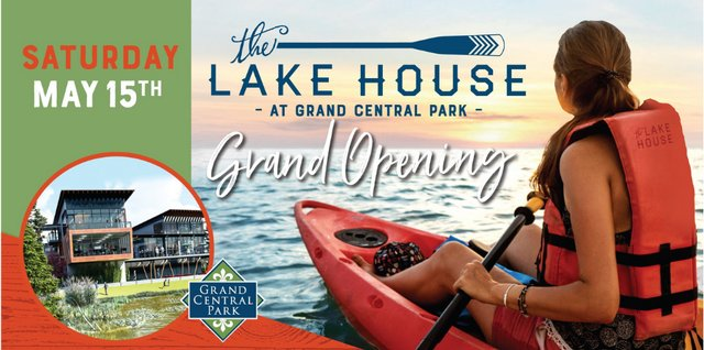 The Lake House at Grand Central Park