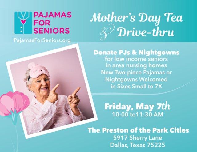 Mother's Day Tea & Drive-thru