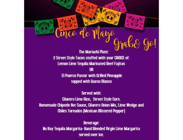 Cinco de Mayo Grab & Go at Spring Creek Village
