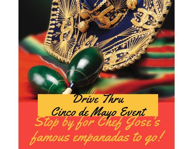 Drive Thru Cinco de Mayo at The Village at Sugar Land