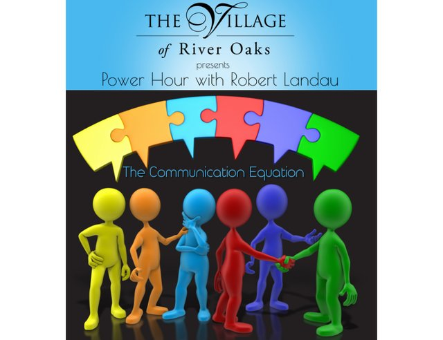 The Village of River Oaks Power Hour with Robert Landau
