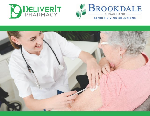 Vaccine Clinic at Brookdale Sugar Land