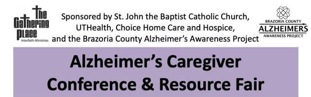 Alzheimer's Caregiver Conference & Resource Fair