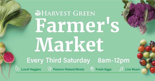 Harvest Green Farmer's Market