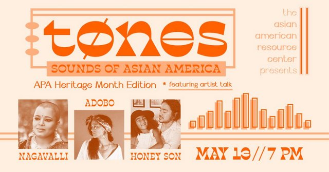 Tones Sounds of Asian America May 2021