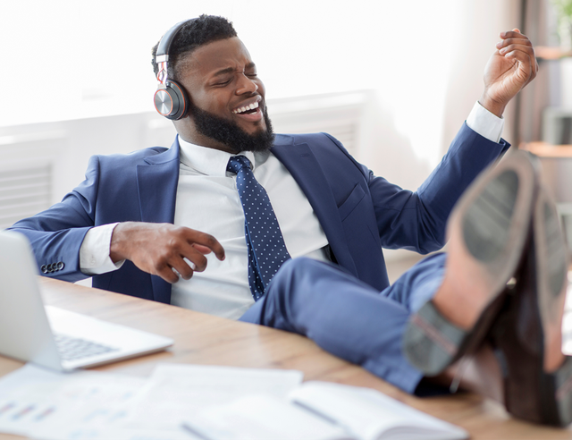 Does Listening to Music Make You More or Less Productive?