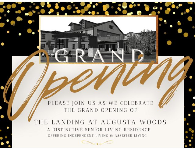 The Landing at Augusta Woods' Grand Opening