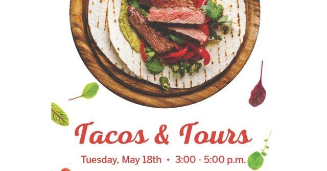Tacos & Tours at Tech Ridge Oaks