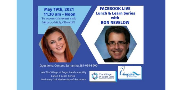 Facebook Live Lunch & Learn Series