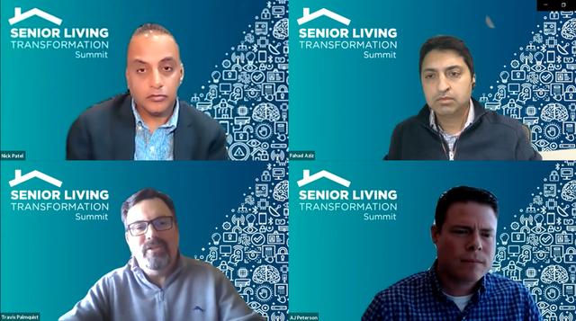 Senior Living Transformation Technology LeadersVirtual Summit 2021 Day Six.png
