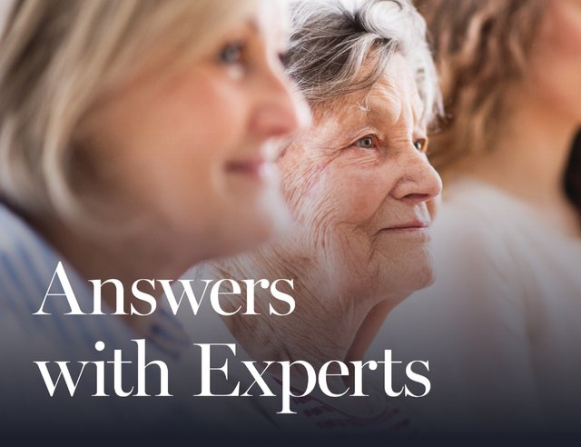Answers with Experts Series