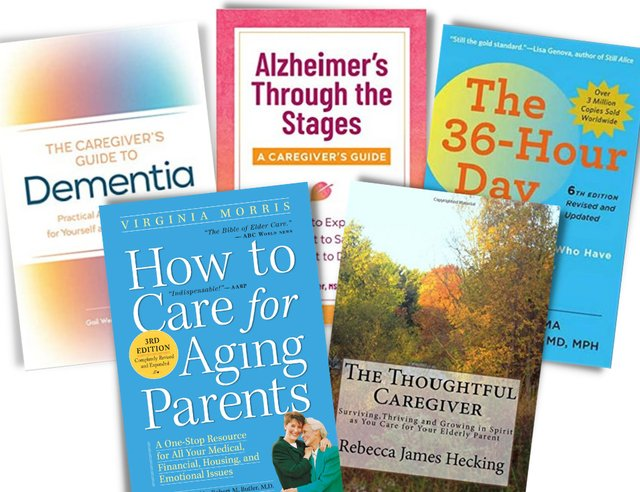 5 Books to Help You Navigate the Caregiving Journey