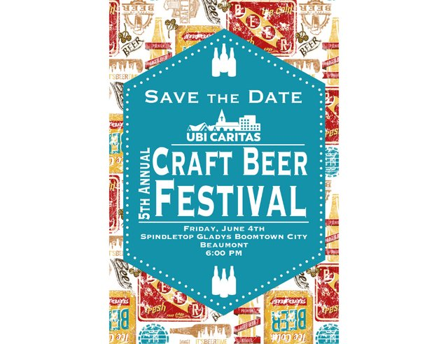 5th Annual Ubi Caritas Craft Beer Festival