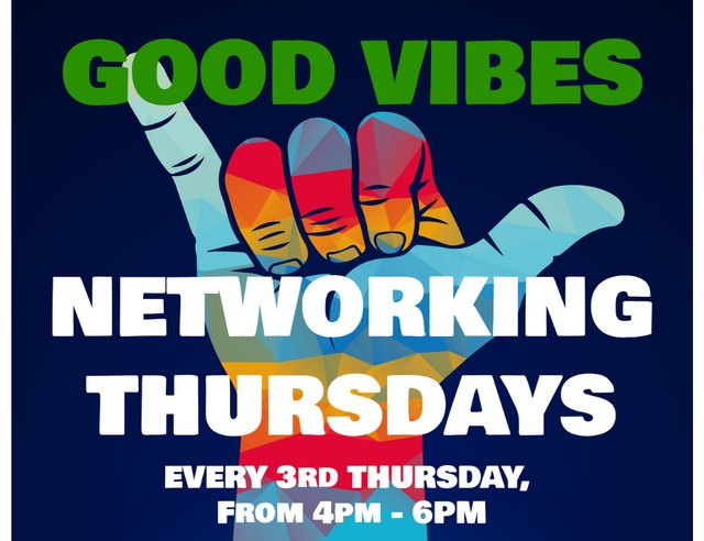 Good Vibes Networking with Burgers & Brews