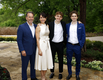 2021 AWARE Affair_Honorary Chair Emeritus Todd Terry, Anna Terry, Conner Reese, Austin Reese.png
