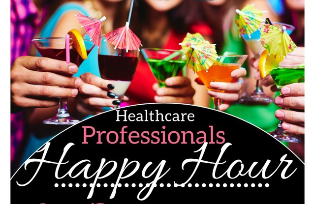 Healthcare Professionals Happy Hour