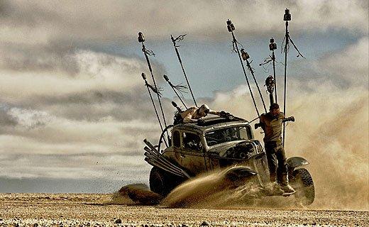 Mad Maxy: Fury Road