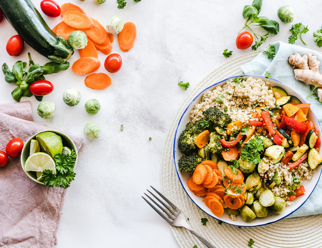 Nutrition Habits for Healthy Aging
