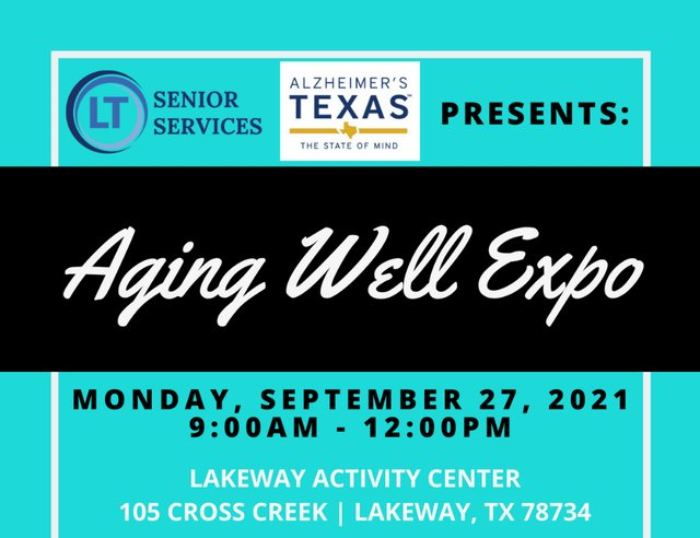 2021 Aging Well Expo
