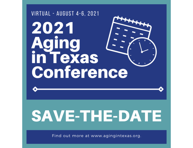 2021 Aging in Texas Virtual Conference