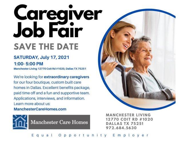 Caregiver Job Fair