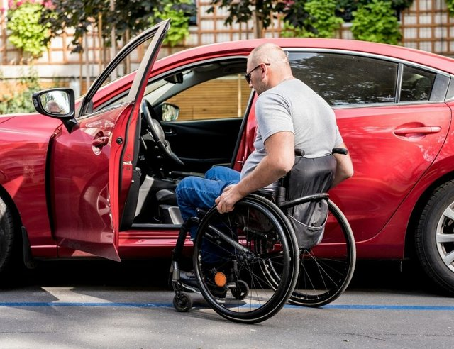 Everything Your Loved One Needs to Drive From Their Wheelchair