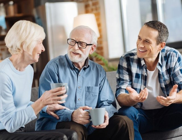 Important Conversations to Have With Your Aging Parents
