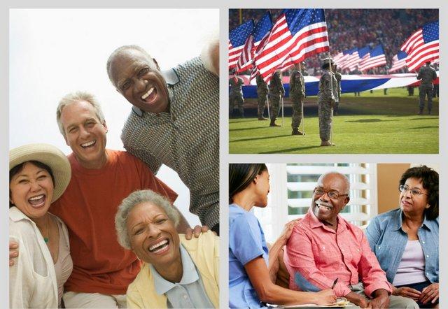 The Seniors & Veterans Resource Expo