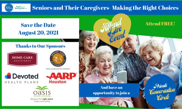 Seniors and Their Caregivers – Making the Right Choices