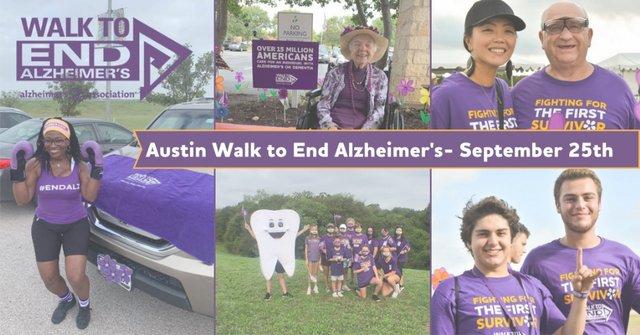 2021 Austin Walk to End Alzheimer's