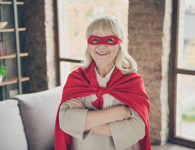 Senior Care Social Media Holidays Superhero Day.png