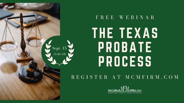 Copy of The Texas Probate Process
