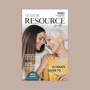 Senior Resource Guide Printed Edition Subscription