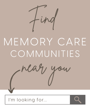 Find Memory Care Near You Directory Image
