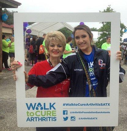 2015 Walk to Cure Arthritis - San Antonio